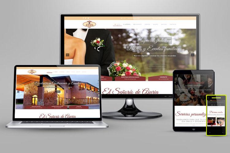 Nueva web - Señorío de Ajuria